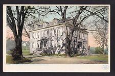 c1906 Mansion Van Cortland Park Yonkers New York postcard