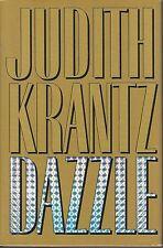 DAZZLE ~ Judith Krantz 1990 HC DJ BCE