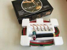The Little Torch Kit Mini Welding Soldering Cutting Tool Oxygen Acetylene 5 Tips