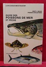 Guide des poissons de mer et pêche - Bent J. Muus