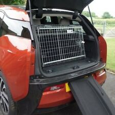 PET WORLD BMW I3 CAR BOOT CAGE PUPPY TRAVEL SLOPING CRATE PET SAFTY CAGES GUARD