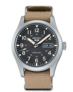 Seiko 5 Sports Gents Automatic Watch SRPG35K1 NEW