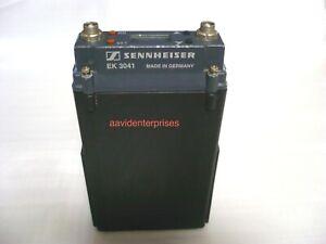 Sennheiser EK3041 UHF receiver with GA3041-C housing and B50-1, 584-608 MHz