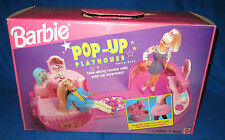 BARBIE VINTAGE TAKE ALONG POP UP PLAYHOUSE PLAYSET NEW IN BOX