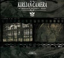 KIRLIAN CAMERA - IT DOESN'T MATTER,NOW 2 CD NEW