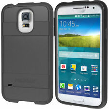 Étuis, housses et coques noir en plastique rigide pour téléphone mobile et assistant personnel (PDA)