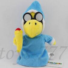 "Super Mario Magikoopa Plush soft Toy glass Tortoise 10"" Nintendo Stuffed Animals"