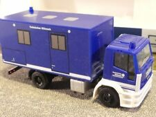 1/87 Rietze Iveco Eurotech Koffer THW Bremen 60643