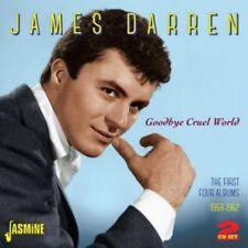 James Darren - Goodbye Cruel World: 1959-62 [New CD] UK - Import