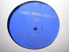 Aida Verdi UORC - 325 Unique Opera Records