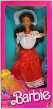 Mexican Barbie Doll (Dolls of the World Collection) (NEW)
