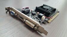 01G-P3-1312-LR EVGA GeForce 8400 GS 1GB 64-bit HDMI VGA DVI DDR3 Video Card