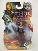 The End Game. LIGHTNING CLASH THOR Figure. Hasbro 2010 Avengers BNIB