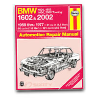 Haynes 18050 Repair Manual BMW 15001502160016022000 2002 59-77 Haynes Repair fa