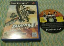 Downhill Domination - Playstation 2 (PS2) PAL,AU
