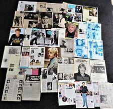 Robert Redford 35+ magazine clippings