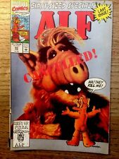 ALF #50 - GIANT-SIZED SPECIAL LAST ISSUE! - FEB.  1992 FINAL ISSUE