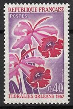 FRANCE TIMBRE NEUF N° 1528  ** ORCHIDEES  FLORALIES D ORLEANS