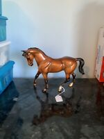 Gorgeous Breyer Horse Hickstead Glossy Red Bay Big Ben QVC Special Run Warmblood