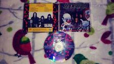 Seraiah--Carnival World CD 1990 Pure Metal   Whitecross  Messiah Prophet   OOP