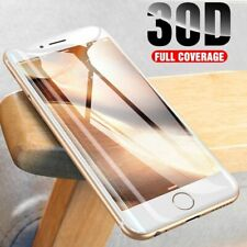 Curved Edge Protective Glass Tempered Screen Protector Front Film For iPhone