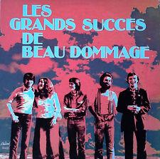 BEAU DOMMAGE - LES GRANDS SUCCES DE BEAU DOMMAGE - CAPITIOL - CANADIAN LP