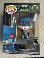 Batman Red Rain Funko Pop Vinyl New in Box
