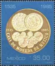 Timbre Monnaies Mexique 1098 ** (39294)