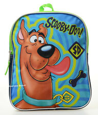 "Scooby Doo Small Backpack 11"" Green Blue Black Boys Toddler Kids Birthday Gift"