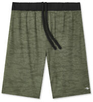 Men's ATHLETIC WORKS Camo Knit Shorts With Pockets, Size XL NEW NWT