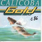 """45 TOURS / 7"""" SINGLE--GOLD--CALICOBA / DU VENT DU BLUFF DES MOTS--1986"""
