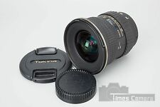Tokina AT-X PRO 12-24mm f/4 4 IF DX for Nikon F Mount Wide Angle Lens