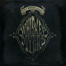 WHISKEY MYERS : EARLY MORNING SHAKES (CD) Sealed