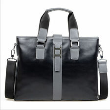bade95c430dd Leather Briefcase Attache Bags for Men