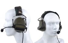 Comtac II Headset Radio Communication Cuffia Softair Airsoft Navy Seals Z 041