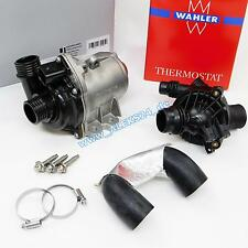 Set VDO Electronic Water Pump + Wahler Thermostat Hose BMW -35i -40i Motor N55