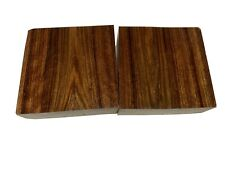 "2 PIECES LOT, CHECHEN TURNING WOOD BOWL BLANKS LATHE, 6"" x 6"" x 2"""