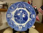 1933 Wedgwood Plate West Point U.S. Military Academy Administration Building