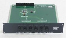neu tascam if-ad24 24 kanal optical adat expansion option e/a karte mx-2424