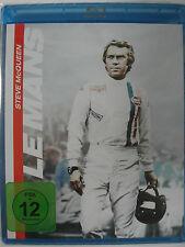 Le Mans - Steve McQueen, Rennsport Autorennen in Frankreich - digital remastered