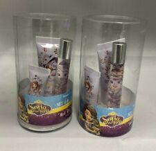 Disney Sofia The First Shower Gel, Roll On Perfume, & Lip Gloss (BNIB)