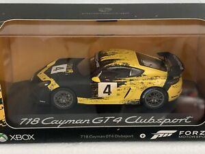 Porsche 718 Cayman GT4 Club Sport Minichamps 1:43