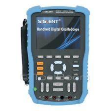 "SIGLENT SHS806 Handheld Digital Oscilloscope 2-Channel 60MHz 1GSa/s 2MB 5.6"" LCD"