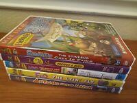 Lot of 5 Max Lucado's Hermie & Friends DVDs Milo Stanley Flo & More