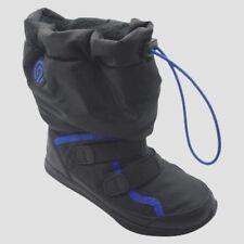 Boys' Elbert Cold Weather Winter Snow / Rain Boots - C9 Champion Black 1 - NEW