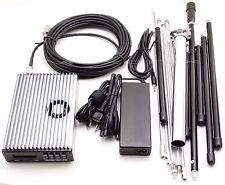 EMETTEUR FM Transmetteur 15W PC Control Broadcast Radio Station 15km SDA-15B kit