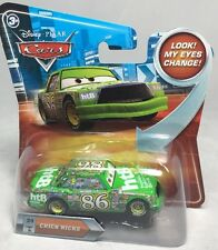 2010 Disney Pixar Cars: CHICK HICKS (Short Card) -RARE (#24) Look My Eyes Change