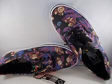 VANS Authentic Nintendo Donkey Kong/Black Skateboading Shoe Mens Size 7 NewInBox