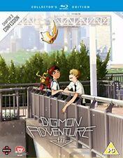 Digimon Adventure Tri - The Movie Part 3 - Collectors Editon [Blu-ray] [DVD]