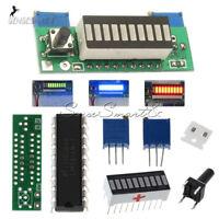 3.7V LM3914 Lithium Battery Capacity Indicator LED Display Module Board Kits